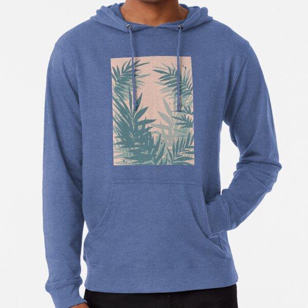 Tropisch Leichter Hoodie
