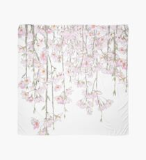 Cherry blossom watercolor spring 2018  Scarf