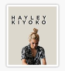 HAYLEY KIYOKO Sticker