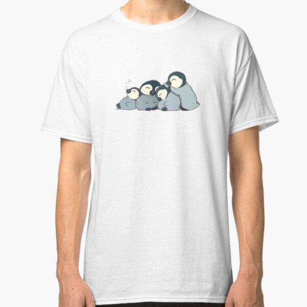 Pile of penguins Classic T-Shirt