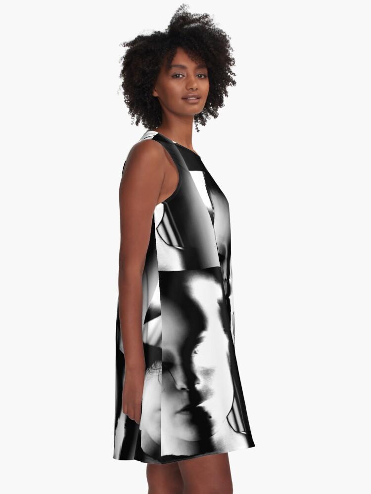 Alternate view of Solarized Steph A-Line Dress