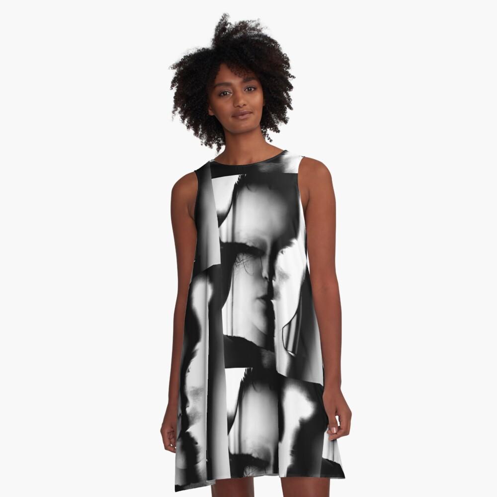 Solarized Steph A-Line Dress