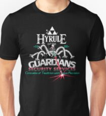 Zelda Atem der Wilden Hyrule Wächter Slim Fit T-Shirt