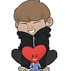 smol tae by beel