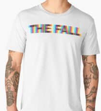 A and B sides - The Fall Mark E Smith Men's Premium T-Shirt