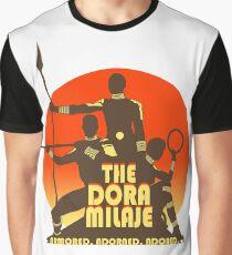 Dora Milaje Graphic T-Shirt