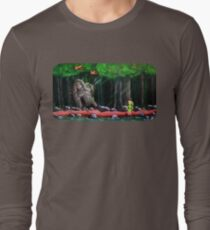 Link's Reminder of the Past  Long Sleeve T-Shirt