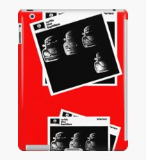 'With The Beetles!' iPad Case/Skin