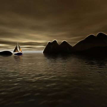 Sailing by Artlife