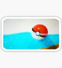 Forgotten Pokeball Sticker