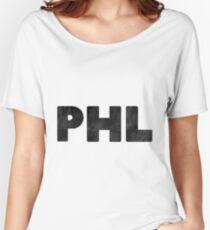 PHL tie dye Women's Relaxed Fit T-Shirt