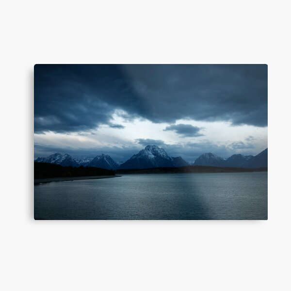 Before the Darkness Metal Print
