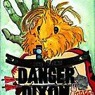 Danger Dixon, Walking Dead by Rachel Smith