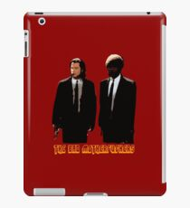 The BAD MOTHERFUCKERS - PULP FICTION iPad Case/Skin