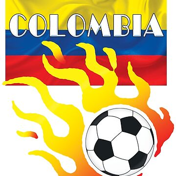 FUTBOL-SOCCER - COLOMBIA by mago