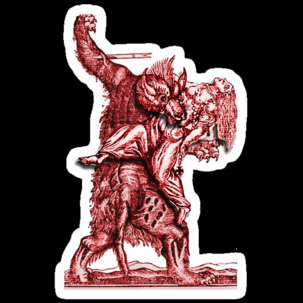 Werewolf by pelegrin