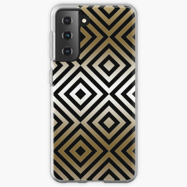 Cool Diamond Pattern Samsung Galaxy Soft Case
