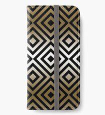 Cool Diamond Pattern iPhone Wallet/Case/Skin
