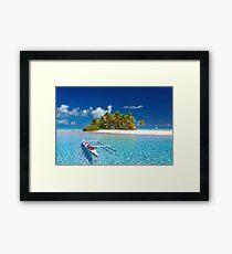Polynesia Framed Print