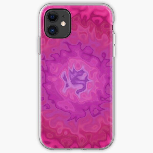 Sunny Rose (Tie Dye) iPhone Soft Case