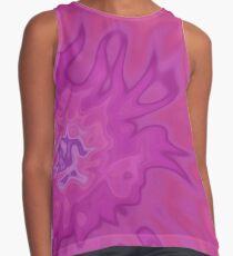 Sunny Rose (Tie Dye) Contrast Tank