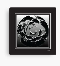 Monochrome bw Canvas Print
