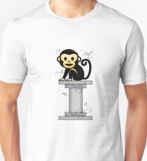 Monkey on a Pedestal - Bride's Lament - Drowsy Chaperone Slim Fit T-Shirt