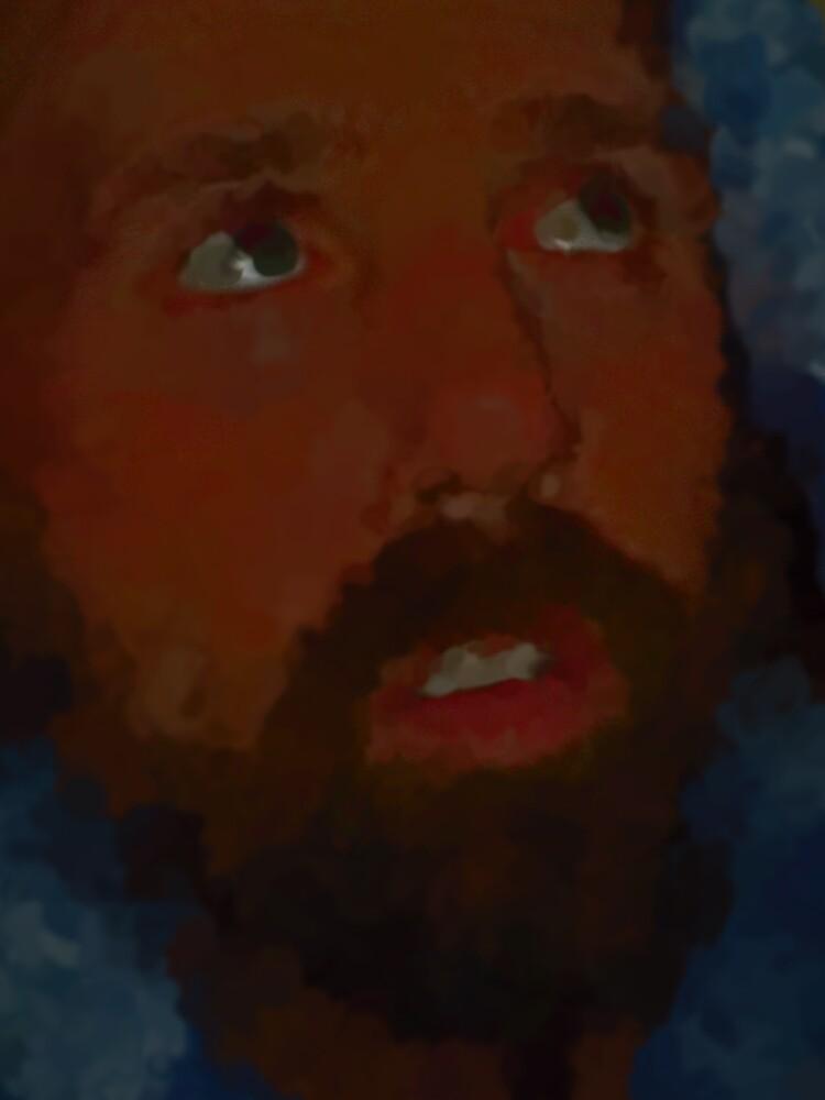 Jesus  by Michelle BarlondSmith