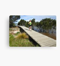 Merimbula Boardwalk Canvas Print