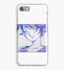 Framed Girl iPhone Case/Skin