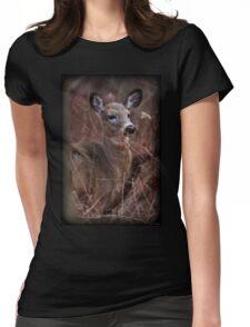 Brush Dweller Womens Fitted T-Shirt