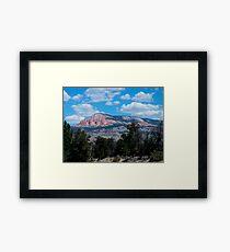 Escalante Splendor Framed Print