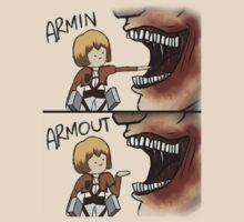 Armin Armout | Unisex T-Shirt