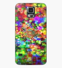 Unique Samsung Galaxy and iPhone Cell Phone Cover with Color Blast Design Case/Skin for Samsung Galaxy