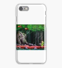 Link's Reminder of the Past  iPhone Case/Skin