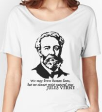 Jules Verne Quote Women's Relaxed Fit T-Shirt