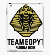 World Cup 2018 - Team Egypt iPad Case/Skin