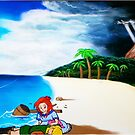Link's Awakening Washed Ashore  by theanimejump