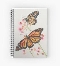 Fly away home Spiral Notebook