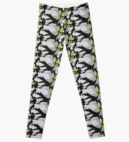 It's all About Creating the Dance Leggings