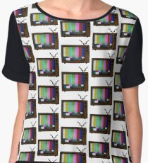 Tv. Chiffon Top