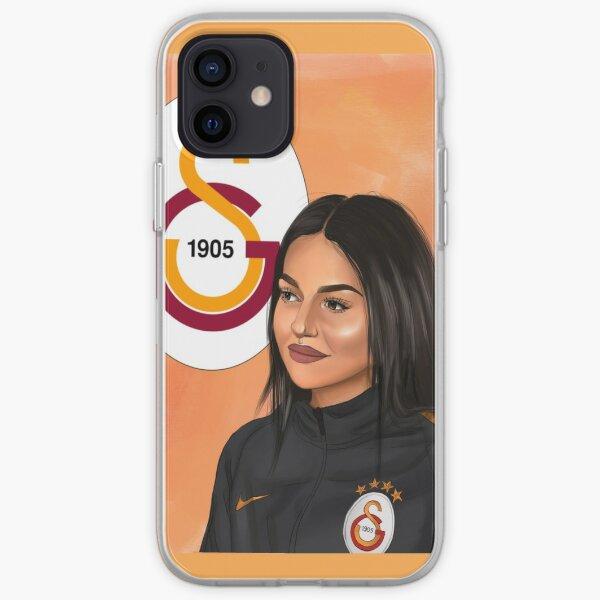 Galatasaray  Coque souple iPhone