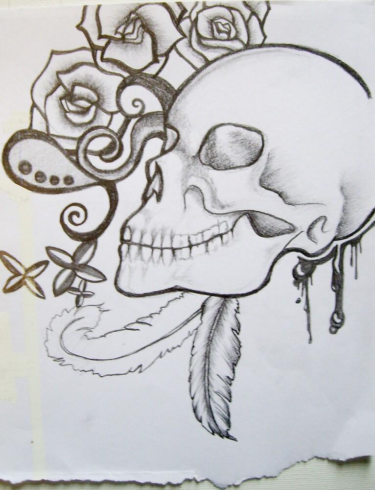Skull by coledes