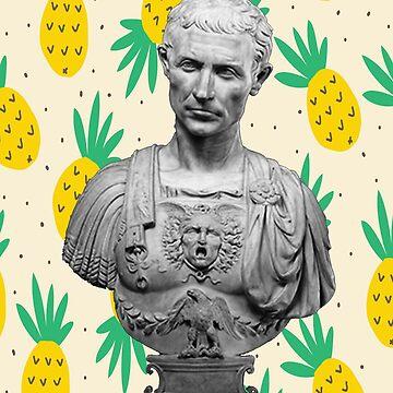 Julius Caesar (Pineapples) by FrontierAtDusk