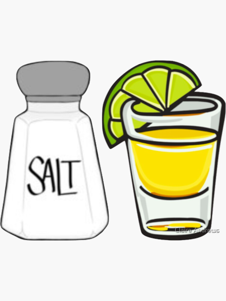 Salt Lime and Tequila by Claireandrewss