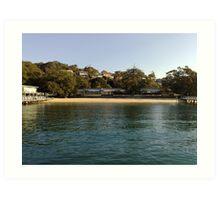 Balmoral Beach Art Print