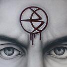 eye of bilistic by Bilistik Art