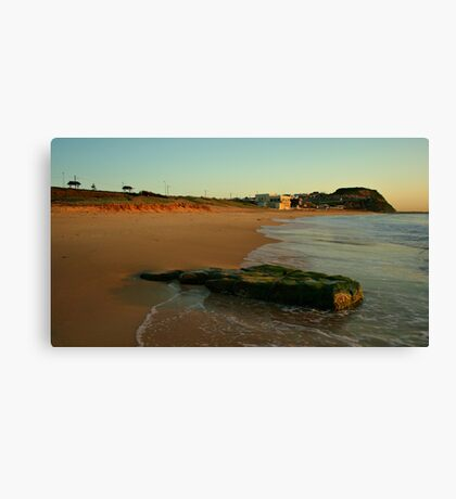 BAR BEACH BAR Canvas Print