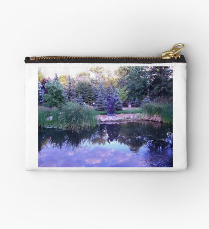 Blue Reflections Studio Pouch
