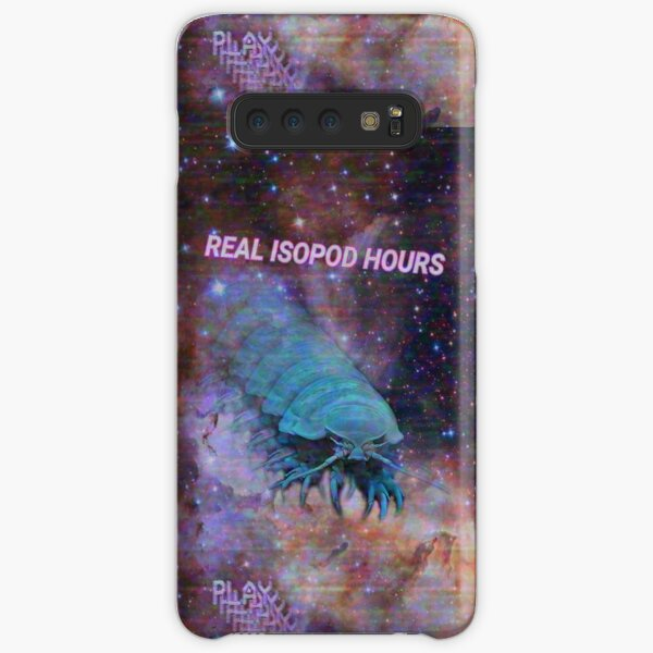 Real Isopod Hours Samsung Galaxy Snap Case
